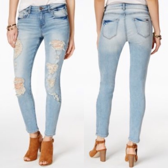 STS Blue Denim - Sts blue piper ankle skinny jeans